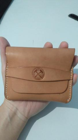 SIEGE LEATHER CARD WALLET (not voyej, lthrkrft, revolt industry, oldblue, elhaus)