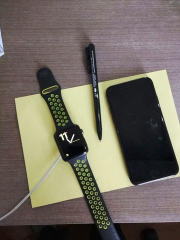 Apple Watch 2 series 2 42MM edisi Nike
