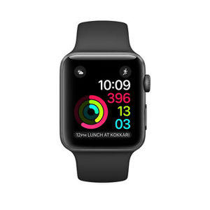 Apple Watch Seri 1 38MM Black Cash Dan Kredit Mudah.