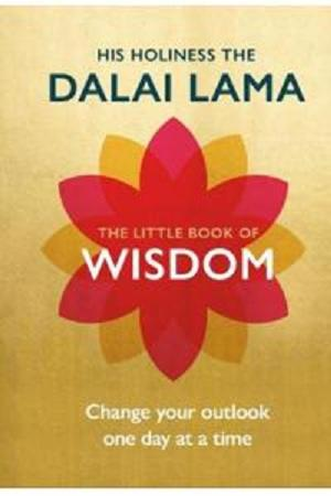 Buku Impor The Little Book of Wisdom - Change Your Outlook One Day at a Time