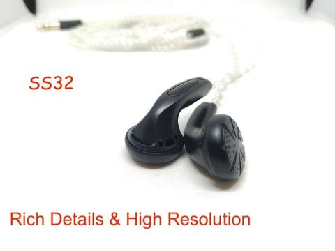 Custom Earphone DIY Earbud SS32