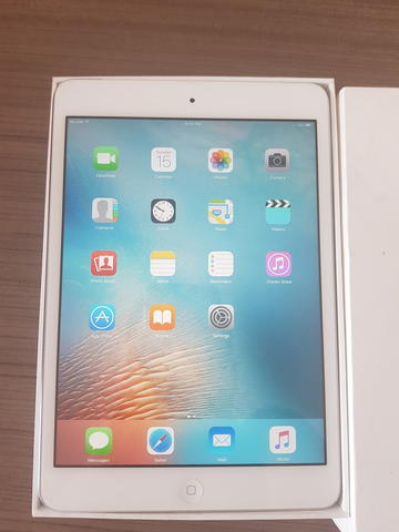 For Sale Ipad Mini 1 Wifi + Cell 16gb White 2nd