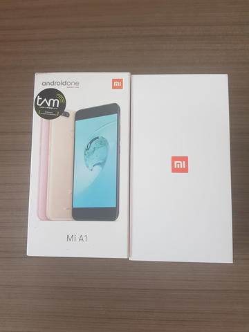 For Sale Xiaomi MiA1 Black Garansi Sampe Feb 2019