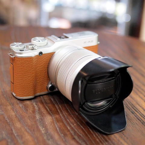 FUJIFILM X-A2 / XA2 BROWN Kit 16-50mm - GOOD CONDITION | 1532