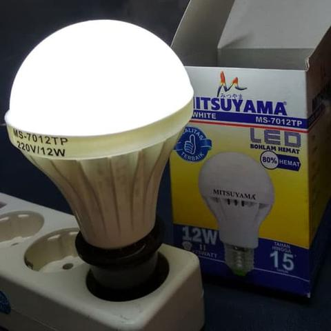 Lampu LED 12 Watt