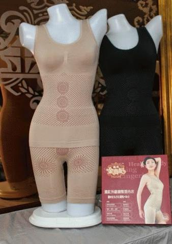 Monalisa Slimming Suit Asli - Korset Pelangsing Far Infrared Original