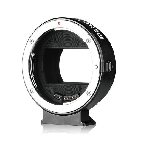 NEW - MEIKE MK-S-AF4 For SONY E-MOUNT to CANON EF/EF-S