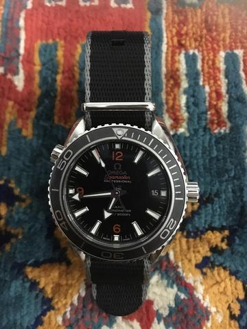 Omega Seamaster Planet Ocean 42 mm Inhouse CO-AXIAL