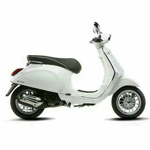 New Vespa Sprint ABS