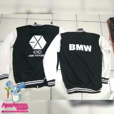 Jaket Baseball Custom Bordir