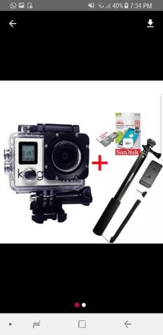 ACTION CAMERA KOGAN 4K NV UltraHD 16 MP Wi-Fi Paket