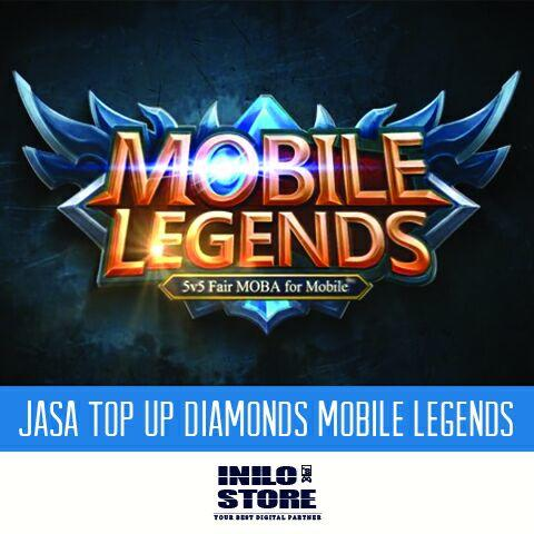 Jasa Top Up Diamond Mobile Legends & Starlight Member (IOS/ANDROID)