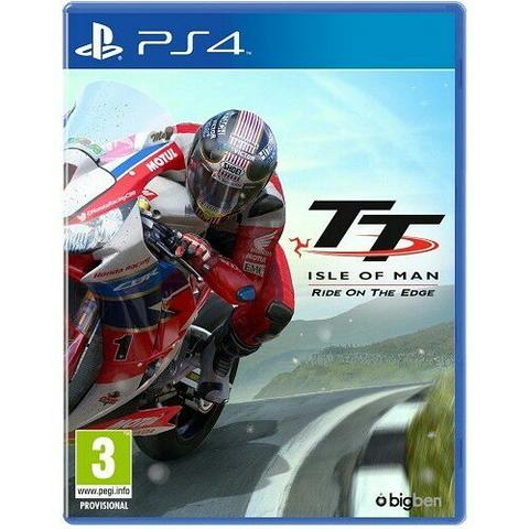 Kaset bd ps4 TT Isle Of Man Ride On The Edge