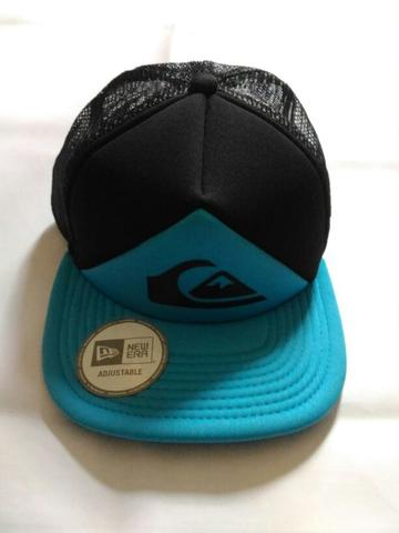 Quiksilver Trucker X New Era Original