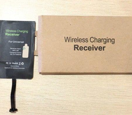 Wireless charging receiver iphone/ android (Premium)