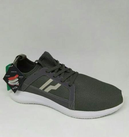 SEPATU CASUAL PIERO MISTY DUST PACK CHARCOAL WHITE P20356 ORIGINAL MURAH