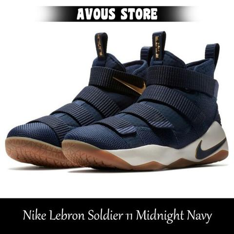 6e9948f4c27 ... discount code for usa jual nike lebron soldier 11 midnight navy kaskus  4764a 068dc 531a5 1e782