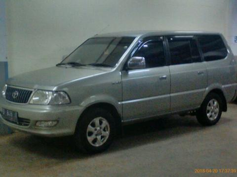 Kijang Kapsul LGX 2002 akhir New Model