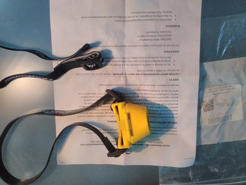 Head Lamp : Explosion Proof Dual Function HeadlightHigh/Low Spot Beams