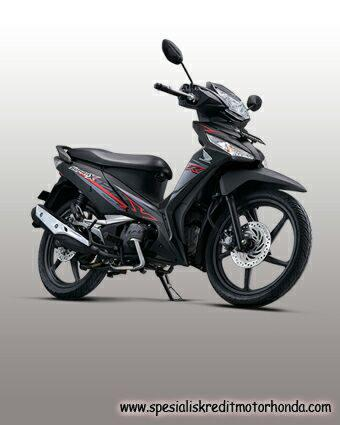 kredit new all supra x 125 pgmfi dp 600 proses 2 hari