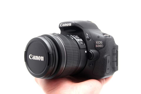 Canon 600D 18-55mm IS II Muluss EX DS SC Superminim