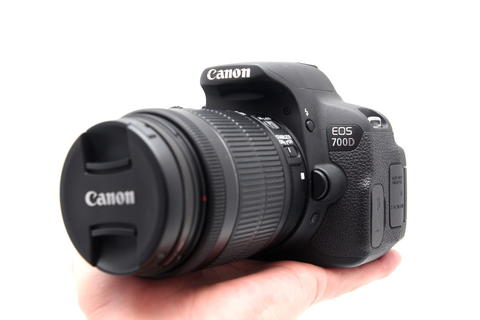 Canon 700D 18-55mm IS STM Mulus SC Minim