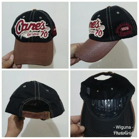 Topi Baseball Caren's Import