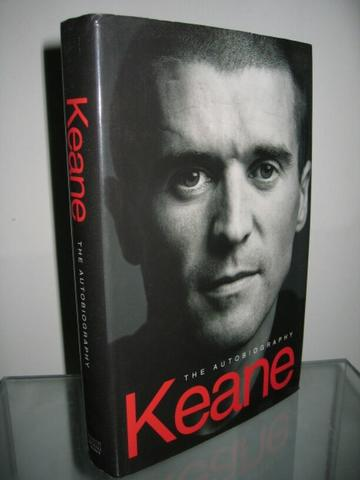 "Jual buku Autobiography Roy Keane ""The Autobiography"" (Manchester United)"