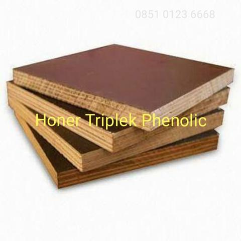 triplek phenolic film faced plywood wbp tego board papan