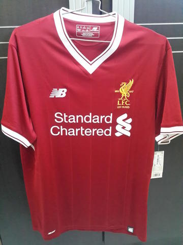 WTS Jersey original Liverpool Home 2017/2018
