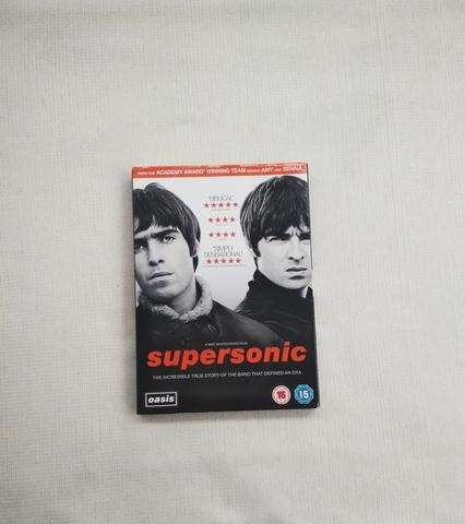 oasis dvd