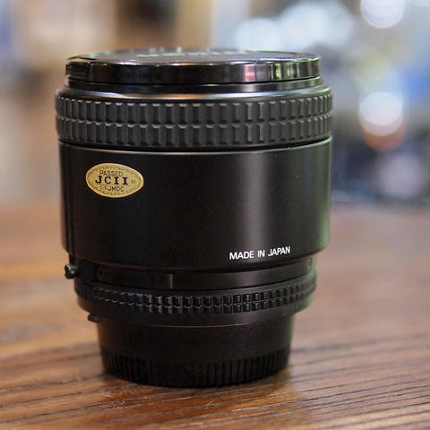 NIKON AF 85mm f/1.8D - GOOD CONDITION | 8932