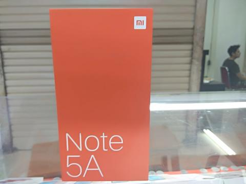 Xiaomi Redmi Note 5A Ram 4Gb Internal 64Gb