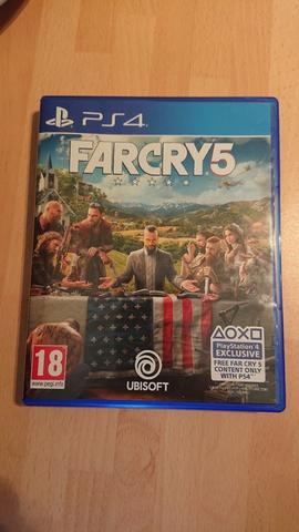 BD GAME KASET PS4 FARCRY 5