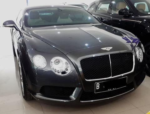 Bentley continental GT V8 4.0 sept th 2013
