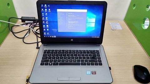 [BU]Laptop HP am014tx Ci5 6th gen, 8GB RAM, dual grafis amd-intel