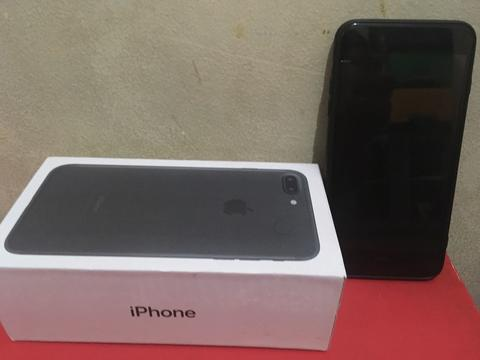 Iphone 7Plus 32GB Blackmatte