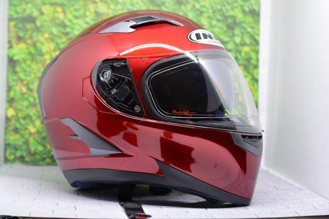 [JUAL] Helm INK DUKE Red Maroon 2nd like new, adek nya KYT Vendetta 2