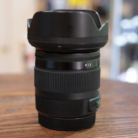 Sigma 17-70mm f/2.8-4 DC Macro OS HSM for Canon - MINT CONDITION |4615