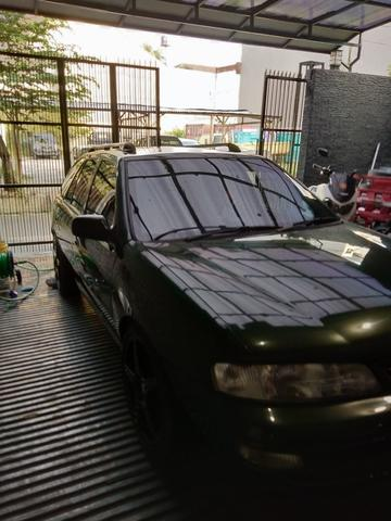 Timor dohc station wagon th 2000 hijau met ors