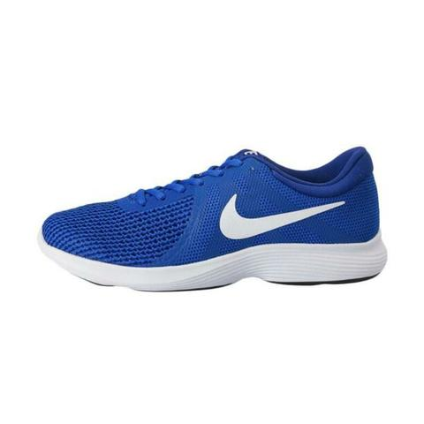SEPATU RUNNING NIKE REVOLUTION 4 GAME ROYAL BLUE 908988-400 ORIGINAL MURAH