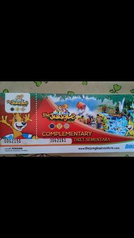 Tiket Promosi The Jungle Waterpark Bogor