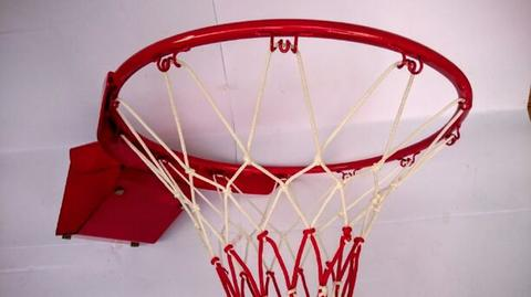 ring basket profesional standar internasional per dobel solid steel 16