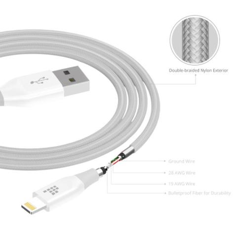 Tronsmart LTA13 MFI Lighting Cable for Apple 1M Garansi