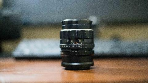 WTS Lensa Manual SMC Takumar 50mm F1.4 Mount M42 Free adapter to Sony Nex