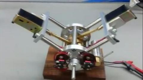 MINI SOLENOID ENGINE