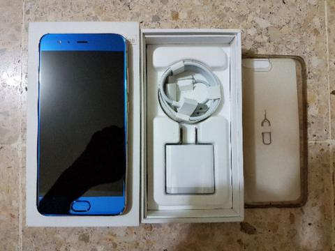 XIAOMI MI6 BLUE DUALSIM RAM 6GB INTERNAL 64GB FULLSET