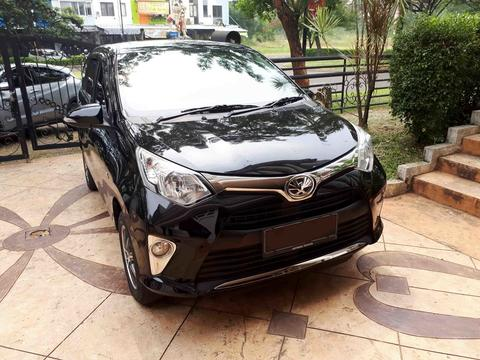 Toyota Calya Type G Manual 2017 Istimewa
