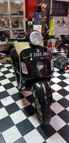 Vespa GTS 250 ie Made In Italy 2012 MULUSS HABISS