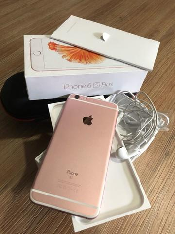 WTS : Iphone 6s PLUS Rose Gold 128GB